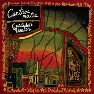 Image of Centro-matic: Candidate Waltz LP + MP3 Download