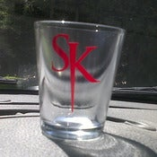 Image of Skinkage - Shot Glass