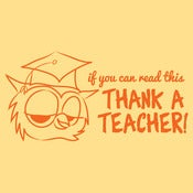 Image of Thank A Teacher 