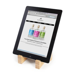 Image of iPad Woodstand X MCL