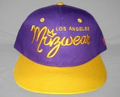 "Image of Müz Wear ""Lakers"" Snapback"