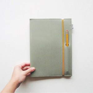 Image of PLAIN Extra Large Notebook