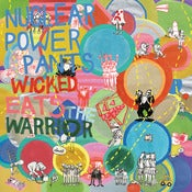 Image of Nuclear Power Pants Wicked Eats The Warrior LP