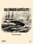 Image of Six Finger Satellite A Good Year For Hardness Poster w/ Download Code