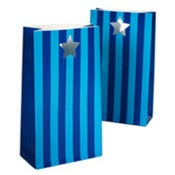 Image of Sherbert Blue Party Bags
