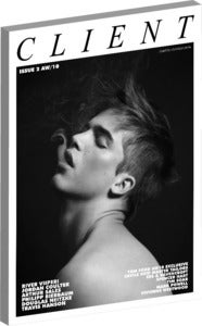 Image of Client Magazine Issue 2 - BW/Newsprint version