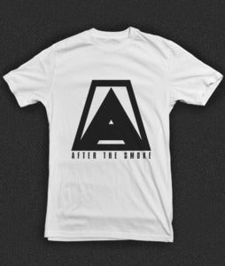 Image of After The Smoke Triangle Tee (White)