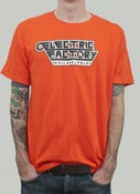 Image of Orange & Black Philly T-Shirt (Mens)