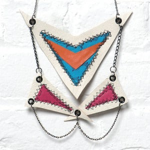 Image of TRILATERAL NECKLACE No 010