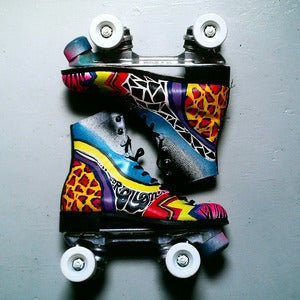 Image of ROLL ON SKATES
