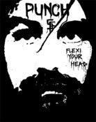 Image of PUNCH - Flexi Your Head zine (huel015)