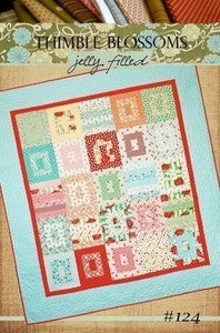 Image of Jelly Filled PDF Pattern 124