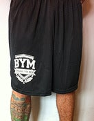 "Image of ""Crest"" Gym Shorts"