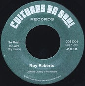 Image of Roy Roberts - So Much In Love 