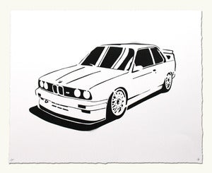 Image of BMW E30 M3
