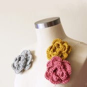 Image of Fleur Brooches