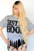 Image of SISTER HOOD CUSTOMIZED TEE available in EKS Madrid