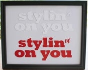 Image of Stylin' On You Sticker