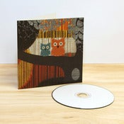 Image of Winter Owl CD Card