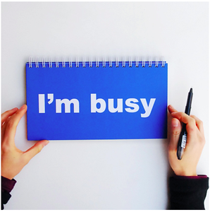 Image of The I'm Busy Planner
