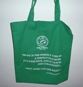 Image of TOTE BAG TALITRES Green 