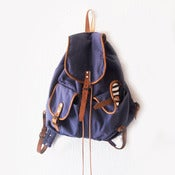 Image of Special Edition Rucksack in purple by Friederike Porscha