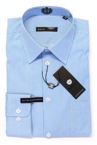 Image of HRST HR707 SKY BLUE SHIRT