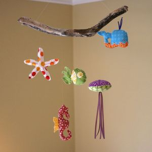 Image of INTRODUCING... Sea Life Mobiles!