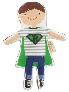 "Image of 12"" CUSTOM BOY DOLL"