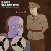 Image of Paul Hawkins & Thee Awkward Silences - The Wrong Life EP
