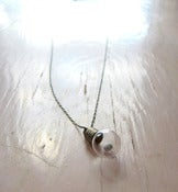 Image of Diamond Bulb Necklace
