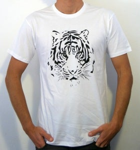 Image of MIND DIMENSION TEE - White