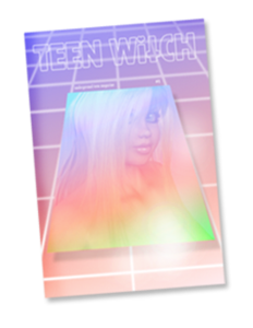 Image of TEEN WITCH MAGAZINE #1
