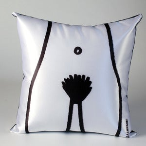 Image of MUFF Pillow