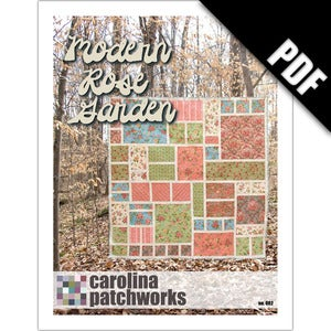 Image of No. 002 -- Modern Rose Garden {PDF Version}