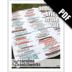 Image of No. 017 -- Another Brick in the Wall {PDF Version}
