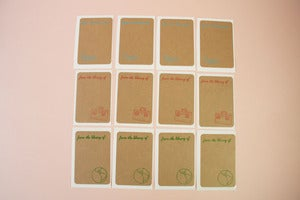 Image of Jet Setter bookplates