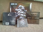 "Image of Stone Axe: Super Pack (CD/DVD, LP, double 7"", & 7"" split single)"