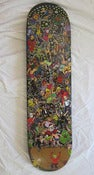 Image of Ben Snakepit Skateboard Deck