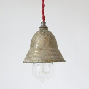 Image of Upcycled Vintage Brass Architectural Pendant or Swag #2