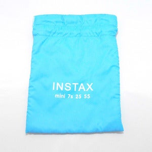 Image of Fujifilm Instax Mini Camera Carry Bag - Light Blue