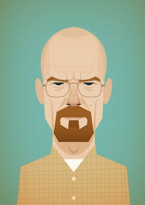 Image of Bryan Cranston as Walter White
