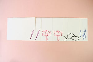 Image of Stormy Weather Stationery Set 