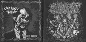 Image of SAKATAT/CUT YOUR THROAT-SPLIT-7&quot;