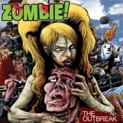 "Image of ZOMBIE! ""The Outbreak""  DIGITAL Album & Ebook! Only $6.66!"