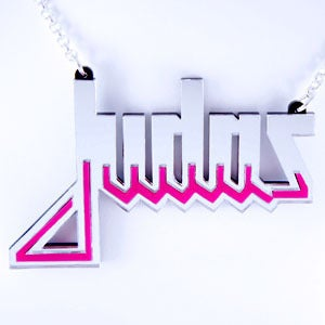Image of 80's Judas Necklace
