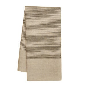 Image of Natural Lines Tea Towel