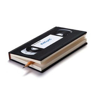Image of VIDEO NOTEBOOK