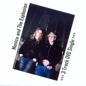 Image of Monica & The Explosion '3 Track DVD Single'