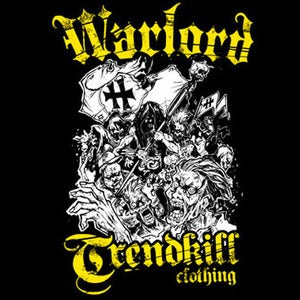 Image of WARLORD - Limited Shirt - ALL SIZES